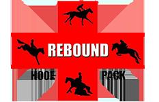 Rebound Hoof Pack Logo